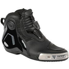 DAINESE DYNO PRO D1 MOTORCYCLE BOOTS - BLACK