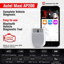 Autel Maxi AP200 Bluetooth EOBD2 Escáner Código Lector Diagnóstico completo APP