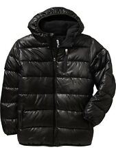 OLD NAVY Boys Frost Free Hooded Winter Puffer Jacket Coat  XS,S,M,L,XL,2XL NEW