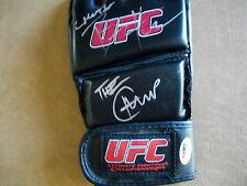 Benson Henderson Autographed UFC CHAMPIONSHIP GLOVE PSA/DNA-CHAMP