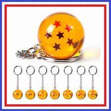 Porte-clés Dragon Ball Z DBZ 7 Boules de Cristal
