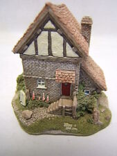 "Lilliput Lane ""Tired Timbers"" #724 English Collection Midlands 1994 Eegg Mib"