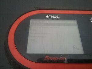 Snap On Ethos ODB11 scanner fault code reader 12.2