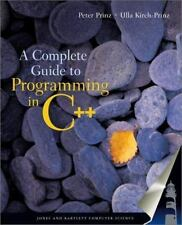A Complete Guide to Programming in C++: This Title is Print on Demand