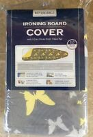 "BBB Homz Reversible  Extra-Thick (1/2"") Ironing Board Cover & Pad 15W"" x 54L"""