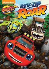 BLAZE AND THE MONSTER MACHINES: REV UP AND ROAR (NEW DVD)