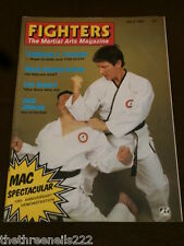 FIGHTERS MAGAZINE - WHICH FIGHTING SYSTEM - JULY 1987
