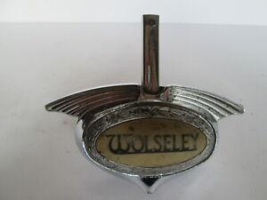 Wolseley light up grill badge.Wolseley badge.Car badge.car mascot.