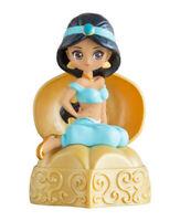 Bandai Disney Princess Capchara Figure Heroine Doll 3 Gashapon Aladdin Jasmine