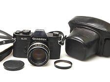 Rolleiflex SL35 + Schneider Kreuznach SL Xenon 50 / 1.8