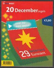Nederland NVPH 2212-31 Mailer Decemberzegels Kerst 2003 Postfris