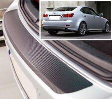 LEXUS IS 220d/250 MK2 - estilo Carbono Parachoques trasero PROTECTOR