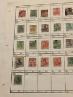 1902-1922 Germany Germania Assorted Lot of 21 Used Stamps