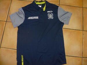 HULL FC  RUGBY LEAGUE CLUB POLO  SHIRT