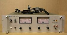 S00210 (1 piece lot) HP 6264B 0-20 volt DC 0-20 amp power supply