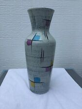 vintage retro vase made In West Germany 509-40
