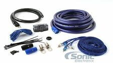 Install Bay 0 Gauge Complete Amplifier Installation Kit | AK02