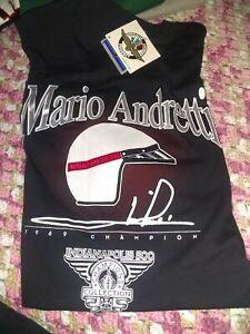 Men XXL NWT T-Shirt 1969 Indianapolis 500 Winner Mario Andretti 50th Anniversary