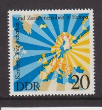 UMM MNH STAMP DDR EAST GERMANY PEACE & SECURITY CONFERENCE 1975 SG E1784
