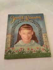 1959 Janet Lennon Cut Out Paper Dolls by Whitman