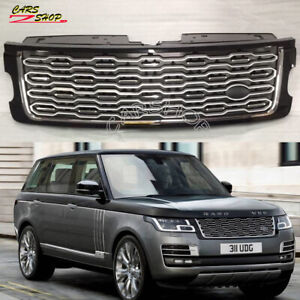 For Range Rover HSE Vogue L405 2018-2021 SVA Style Front Honeycomb Grille Grill