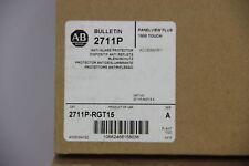 Allen Bradley 2711P-RGT15 Overlay Panelview 1500 Anti-Glare Protector SER A