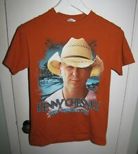 Kenny Chesney Goin' Coastal 2011 Concert T- Shirt Size Adult Small