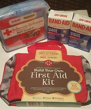 Build Your Own Camo First Aid Kit Helps Organize Your First Aid Essential +Start
