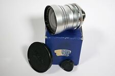 Schneider Optik Kreuznach seltenes RAR Balda-Tele-Xenar 1:4 135mm lens OVP 1960
