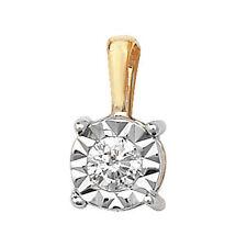 Unbranded I1 Fine Diamond Necklaces & Pendants