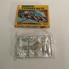 REVELL Scale 1/144 MODEL SPITFIRE 13 UNMADE OLD AND RARE BOX HAWKER TYPHOON 15