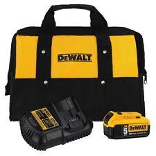 Juego de Bateria DEWALT 20V Max 5.0Ah XR 5.0Ah Lithium-Ion con Cargador y Bolsa!