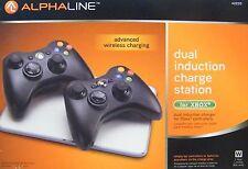 Alphaline (42220) Double Induction Charge Station pour Xbox Contrôleurs de 360