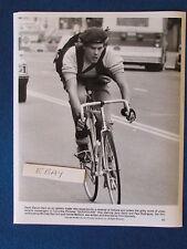 "Original Press Promo Photo - 10""x8"" - Kevin Bacon - Quicksilver - 1986 - Bike"