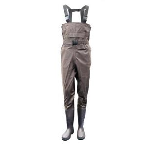 Fishing Chest Wader Trouser Boot Waterproof Breathable  Wading Pants Belt