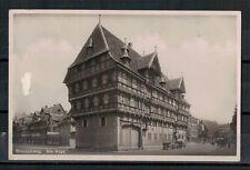 Carte Postale - Braunschweig - Ancienne Oser - 1933