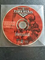 Command & Conquer: Tiberian Sun (PC, 1999) Disc only