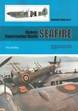 NEW Warpaint Series Books 72 Vickers Supermarine Seafire