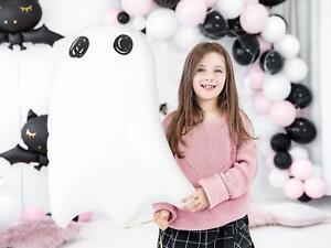 Ghost Balloon - Large White Ghost Halloween Balloons - Halloween Decorations