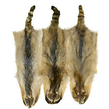 Glacier Wear North Central Raccoon Fur Dyed Tanuki and Crystal rcn1044