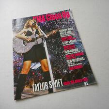 Taylor Swift Covers CMA Close Up Trade Magazine 2011 Sara Evans Waylon Jennings