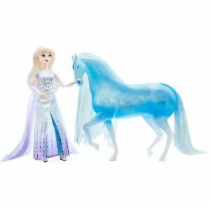 Disney Frozen Die Eiskönigin 2 - Elsa und das Wasserpferd/ Geist Nokk  ( A2)