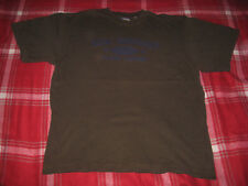 BUM Equipment T-Shirt  Size Medium 90s Vintage Short Sleeve Green