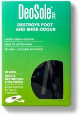 Deo Sole Stops Foot and Shoe Odour Stink 1 pair :: Works for up to 3 months ::