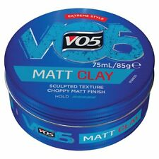 VO5 Extreme Style Matte Clay (75ml) FREE UK DELIVERY
