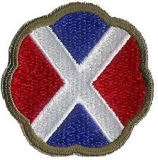 US ARMY WWII 17TH INFANTRY DIVISION UNIT PATCH (REPRODUCTION)