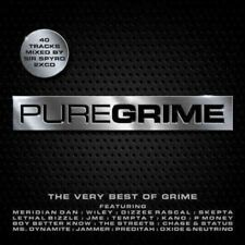 Pure Grime- The Very Best of Grime Various Artists 0885012023205