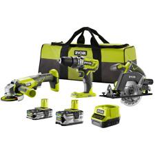 Brand New RYOBI ONE+ 18V Cordless 3 Pieces Combo Tool Kit