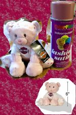 "Harley Davidson Biker Club 2014 SPARK PLUG Pink Bear 6"" Plush Stuff Toy Baby NWT"