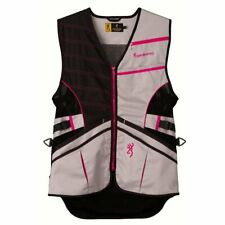 Browning Vest Ace Shooting Hot Pink (30507277)